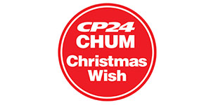 Logo CP24 CHUM Christmas Wish